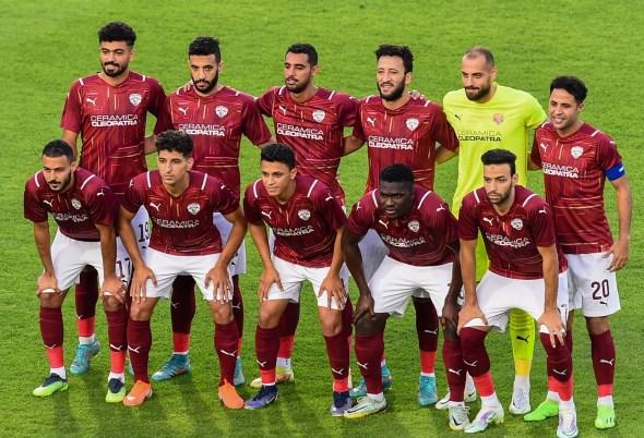 Filgoal نادي سيراميكا كليوباترا مصر